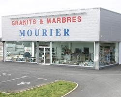 GRANIT ET MARBRES MOURIER - LA SOUTERRAINE  - Entreprise